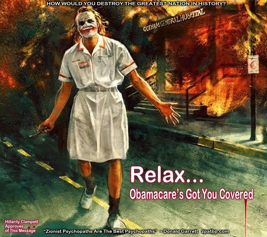 Relax...Obamacare's Got You Covered